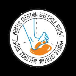 logo Master Création Spectacle Vivant - © Rana Dukkha