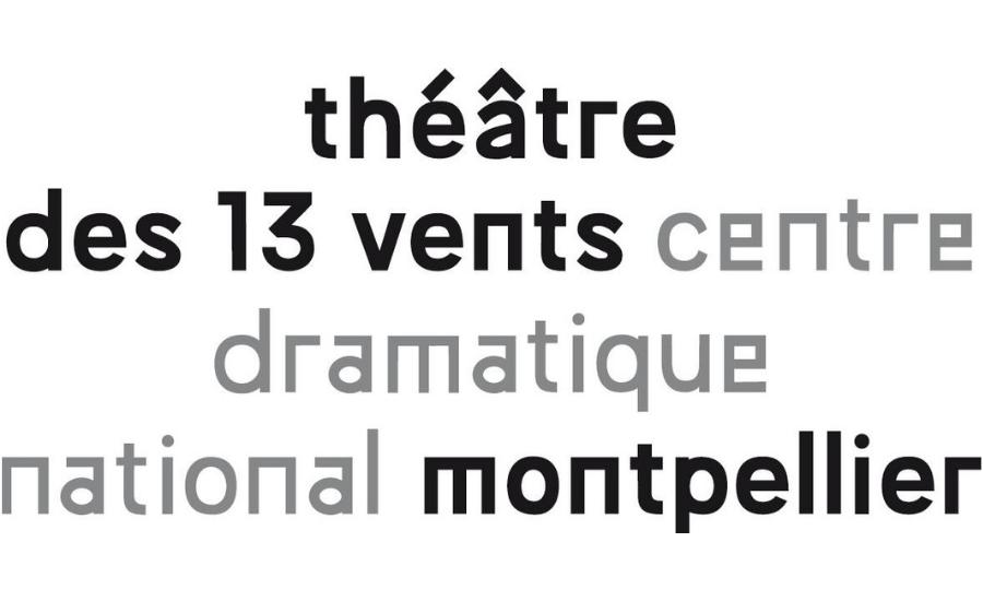 logo du Théâtre des 13 Vents