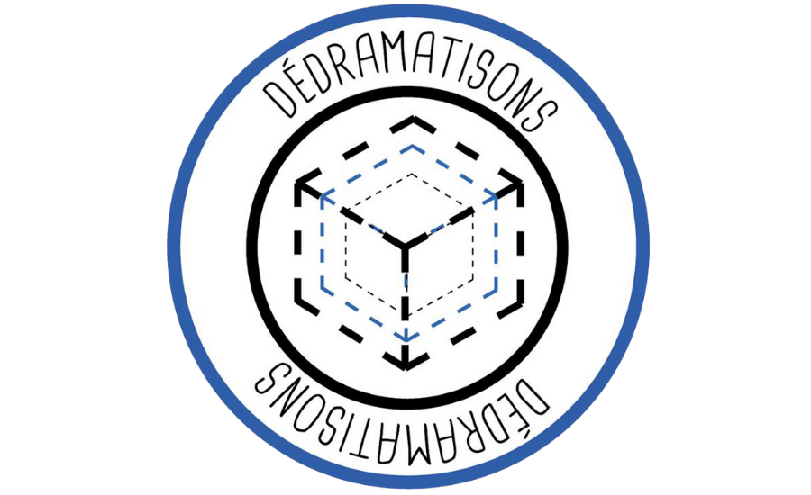 logo de l'Association Dédramatisons